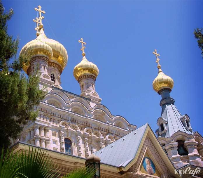 Одна из самых красивых русских церквей. CC0