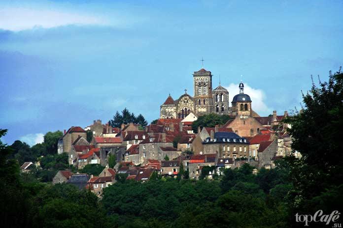Vézelay. CC0