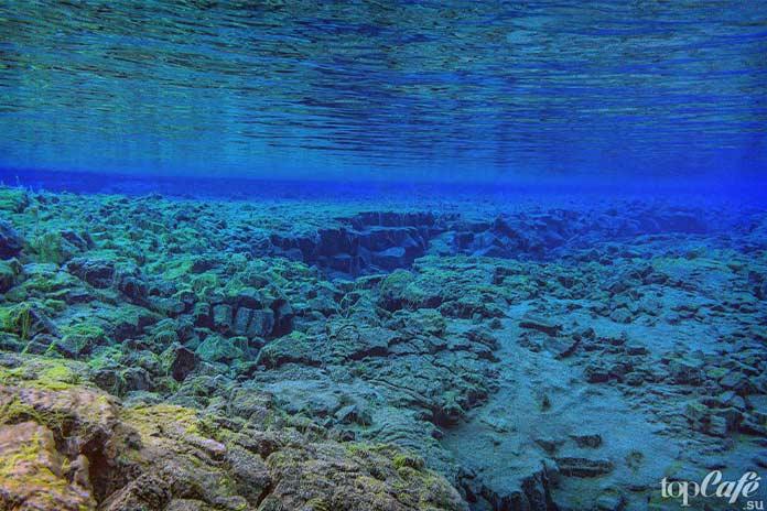 океан глубокий