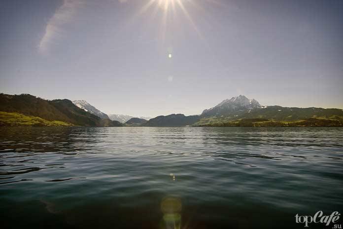ТОП-10 фактов об океане. Озёра океана. CC0
