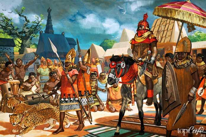 Аксумская империя