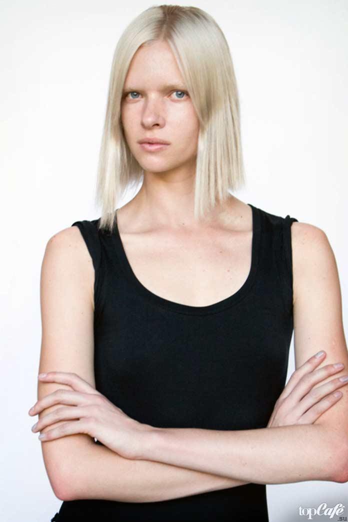 Люди альбиносы: Alyona Subbotina