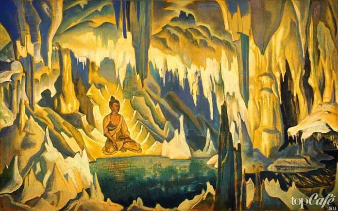 Шамбала Рериха: Будда победитель