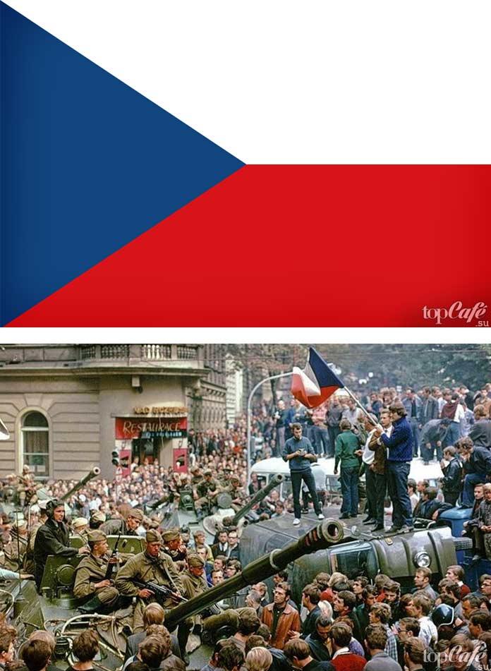 Страны исчезнувшие в XX веке: Чехословакия