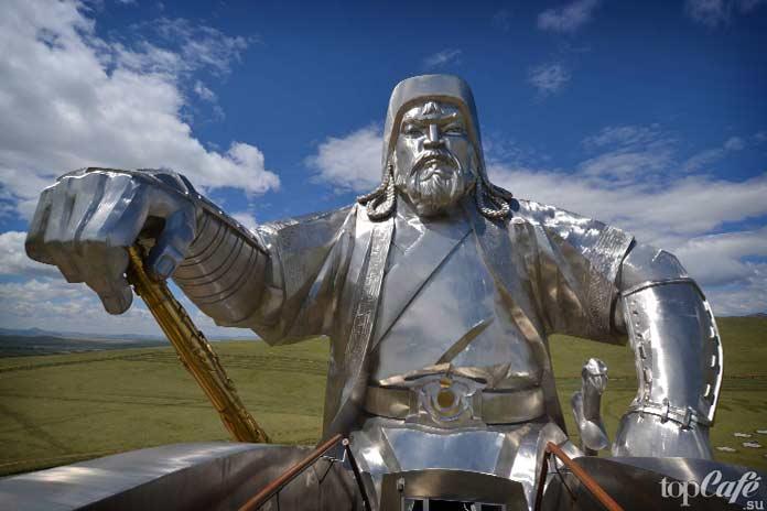 Причины господства Монгольской империи: Чингисхан
