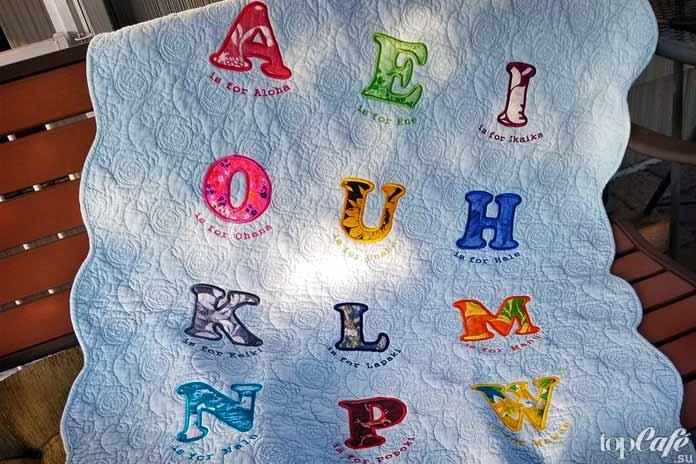 Гавайский алфавит