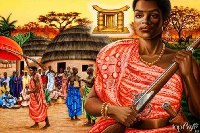 10 африканских империй: Империя Ашанти