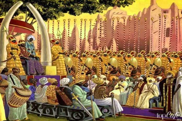 10 африканских империй: Империя Гана