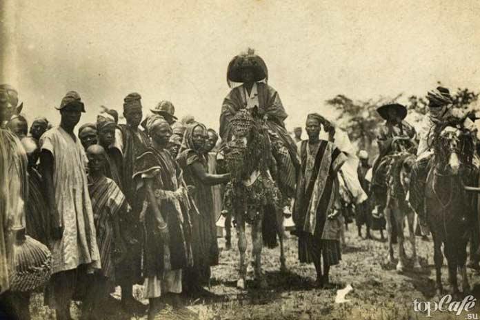 10 африканских империй: Империя Ойо