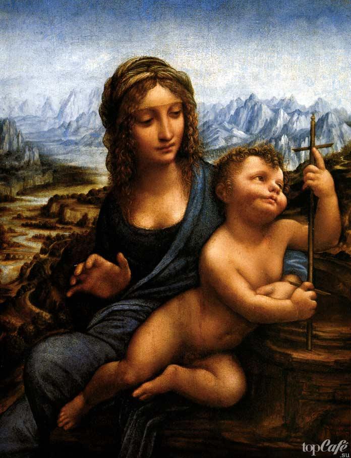 Кражи известных картин: Мадонна с веретеном