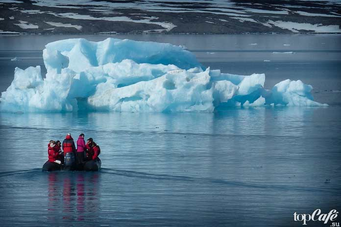 10 фактов о центре Земли: Арктика. CC0