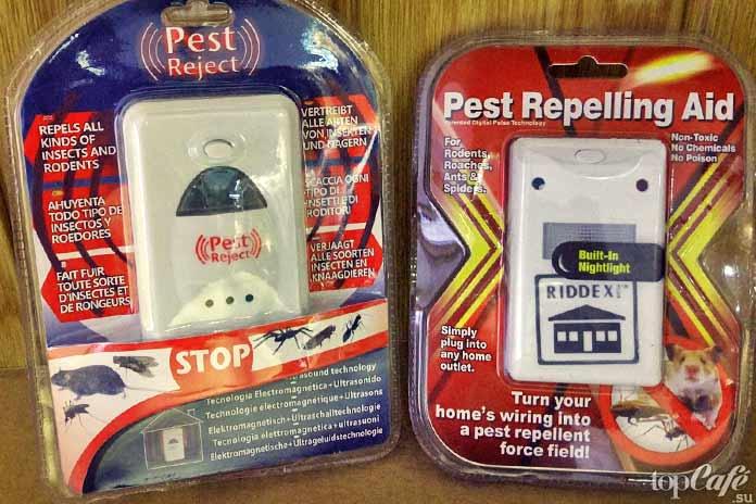 Как избавиться от тараканов: Pest Repeller