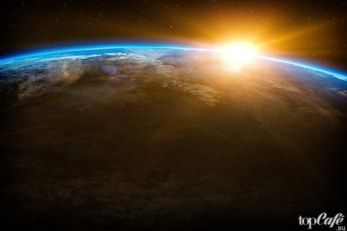 10 фактов о центре Земли. CC0