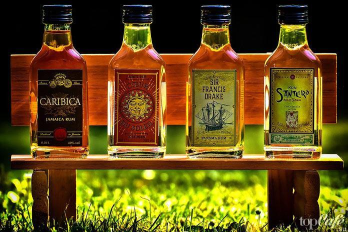Продукты, от которых тело начинает неприятно пахнуть: Алкогольные напитки. CC0