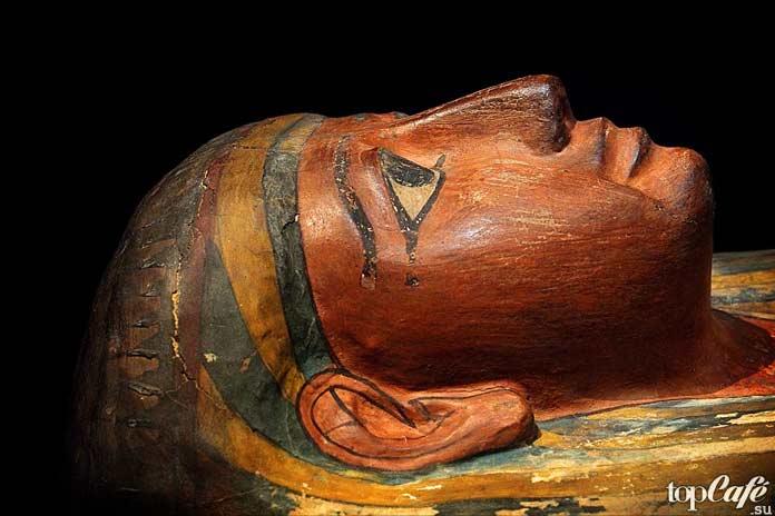 10 фактов о древнеегипетских мумиях: Естественные мумии. CC0