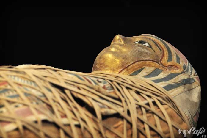 10 фактов о древнеегипетских мумиях: мумификация. CC0