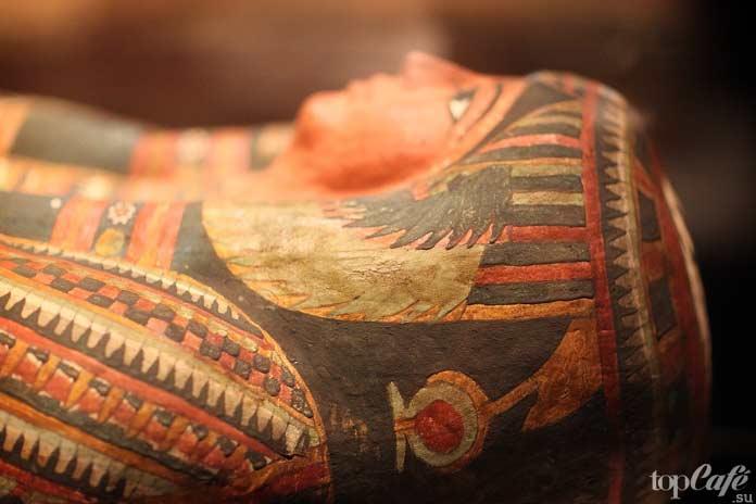 10 фактов о древнеегипетских мумиях: Лечебные мумии. CC0