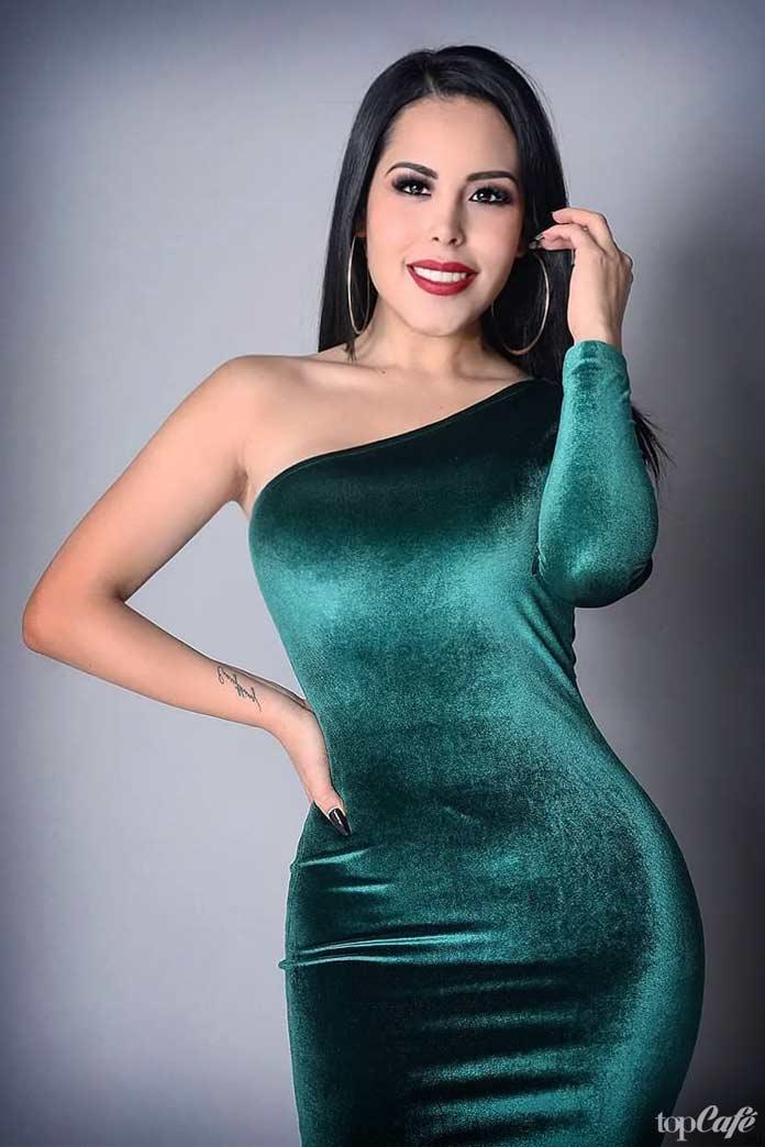 Очаровательные мексиканские девушки: Sugey Abrego