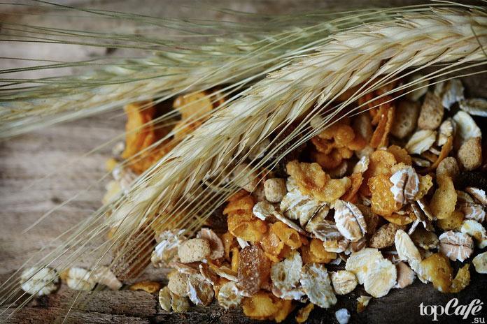 Продукты, от которых тело начинает неприятно пахнуть: Зерновые. CC0
