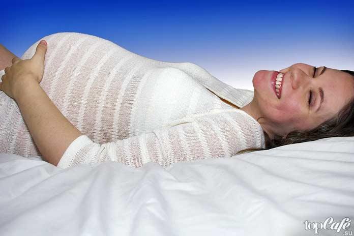 Лучшее обезболивающее во время родов