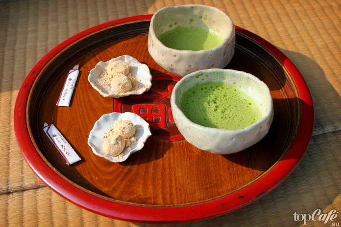 Чайные церемонии маття - одни из удивительных чайных традиций. СС0
