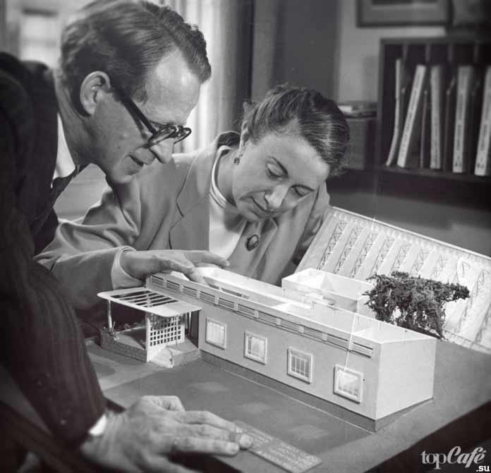 Джейн Дрю - одна из известных женщин архитекторов