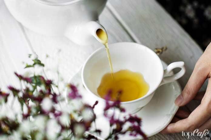 Эрл Грей - один из необычных способов пить чай. СС0