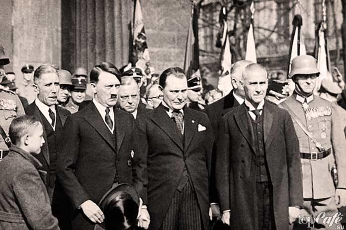 Гитлер и Генри Форд