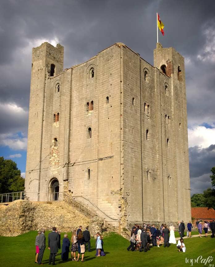 Хедингский замок