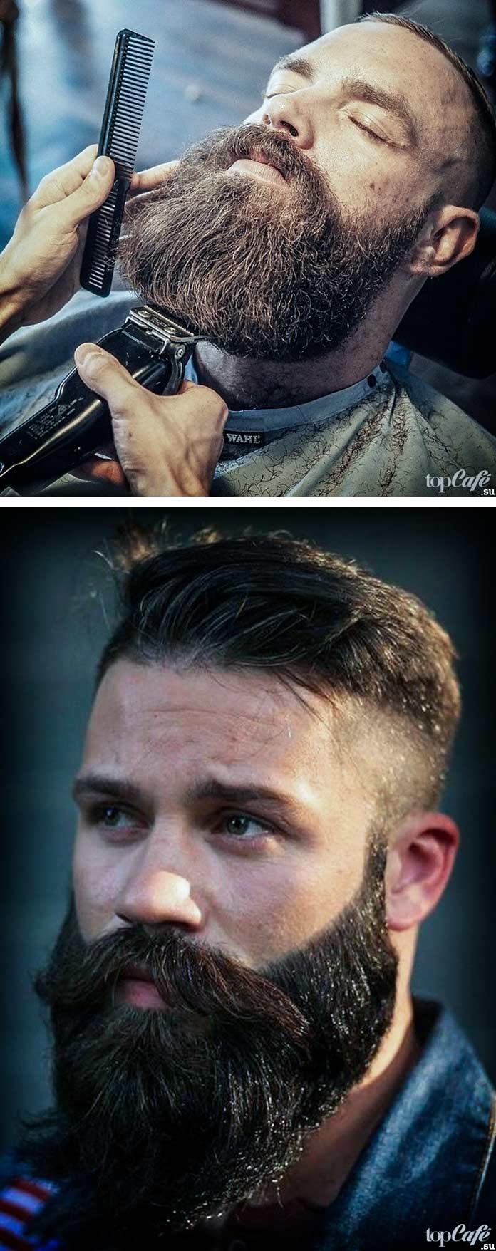 10 красивых стилей бороды