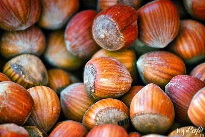 Лесные орехи - довольно аллергенные продукты: СС0