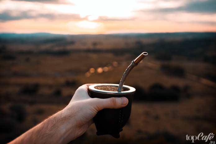Мате - одна из чайных традиций мира. СС0