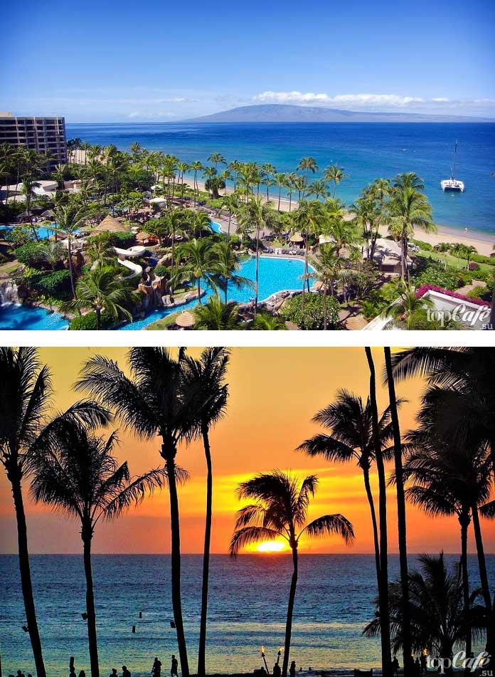Мауи - одно из лучших мест для купания. CC0