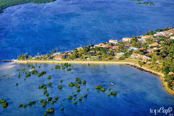 Остров Ибо Мозамбик