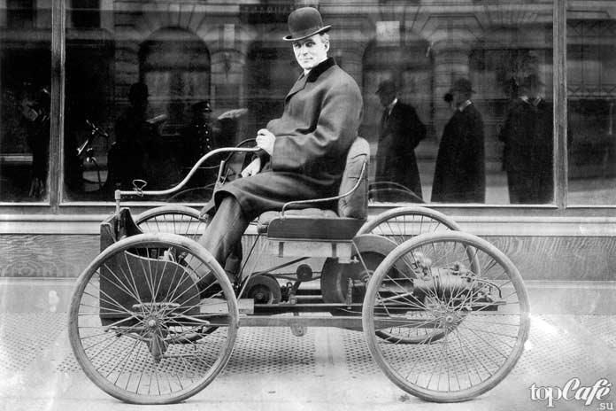 факты о Генри Форде: Первый фордовский автомобиль