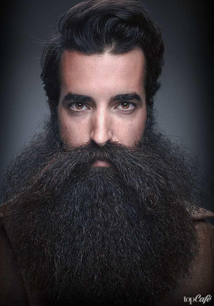 Различные стили бороды