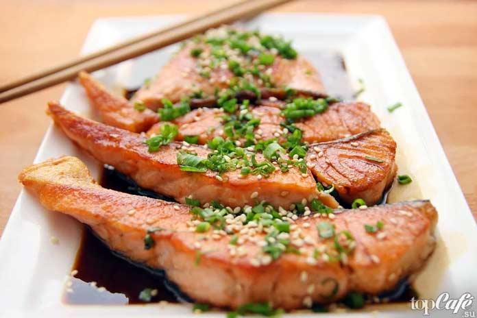 Очень аллергенные продукты: Рыба. СС0