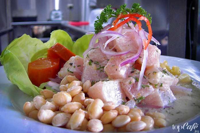 Севиче - одно из лучших блюд в Чили