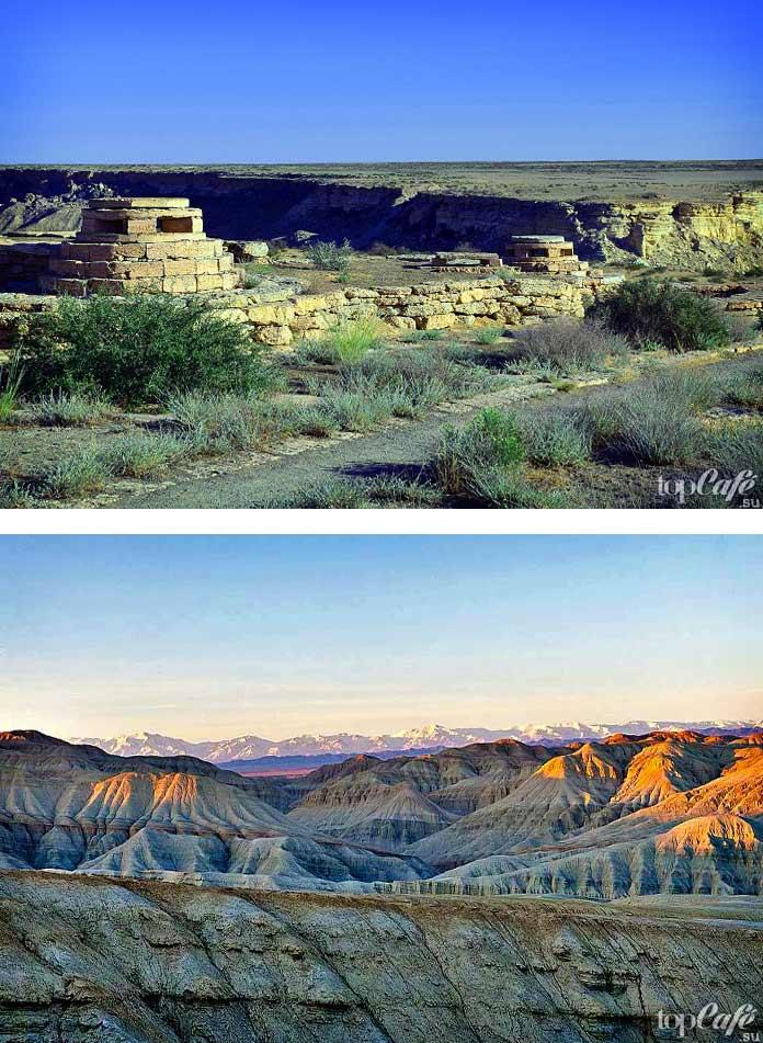 Популярные каньоны Казахстана: Султан-Эпе