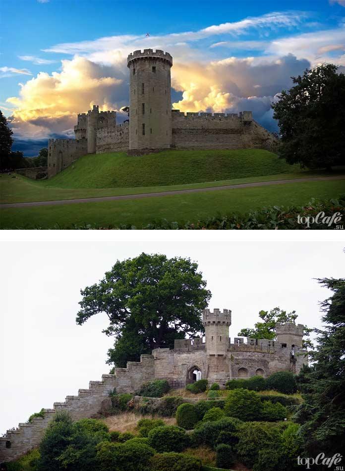 Уорикский замок. СС0
