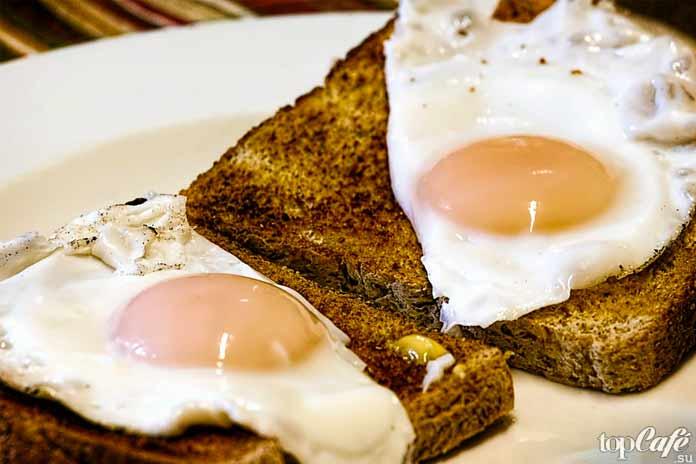 Яйца - это аллергенные продукты. СС0