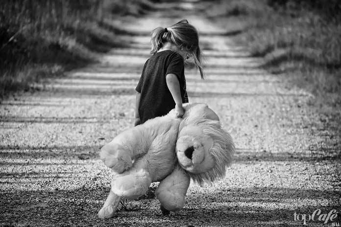 Истории о пропавших детях. CC0