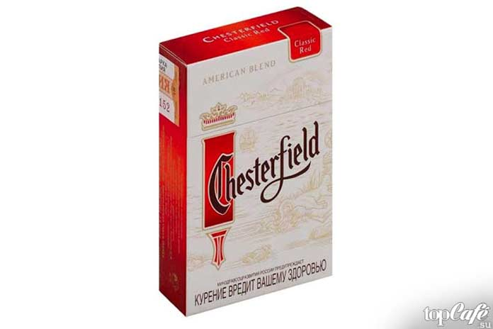 Chesterfield Classic-Red