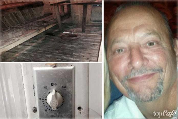 Несколько историй о людях, которые сгорели в сауне: Dennis Antiporek