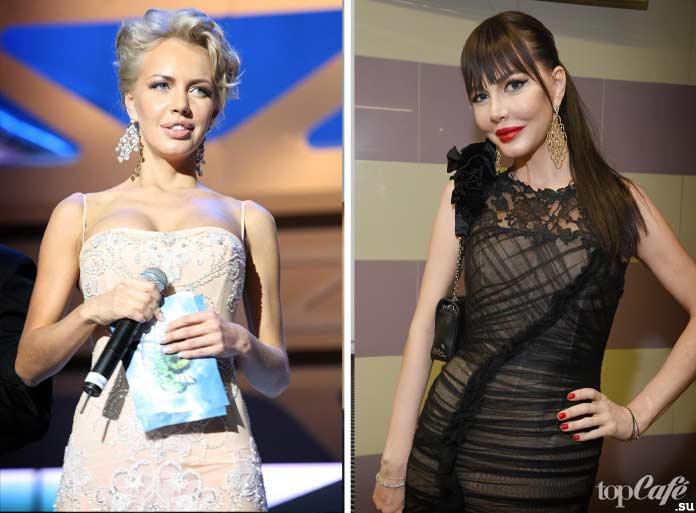 Маша Малиновская удалила грудные импланты