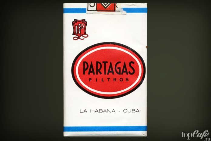 Partagas - самые крепкие сигареты в мире.