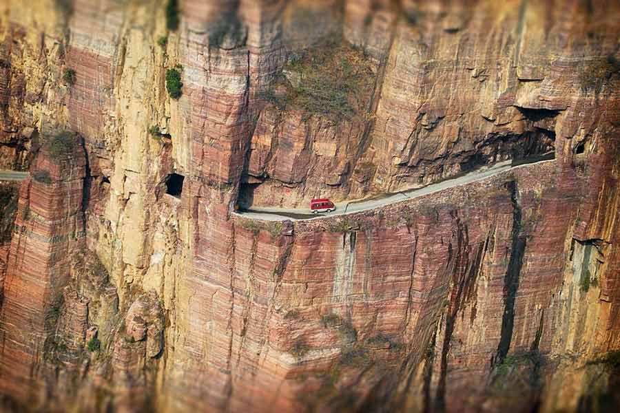 Опасные Дороги