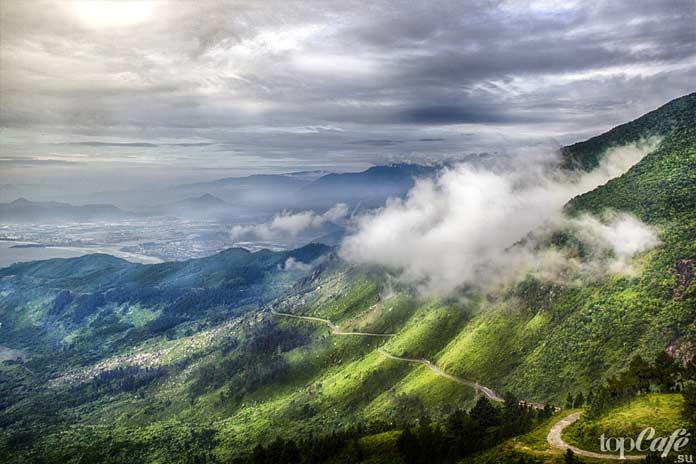 Самые пугающие дороги: Перевал Хай Ван