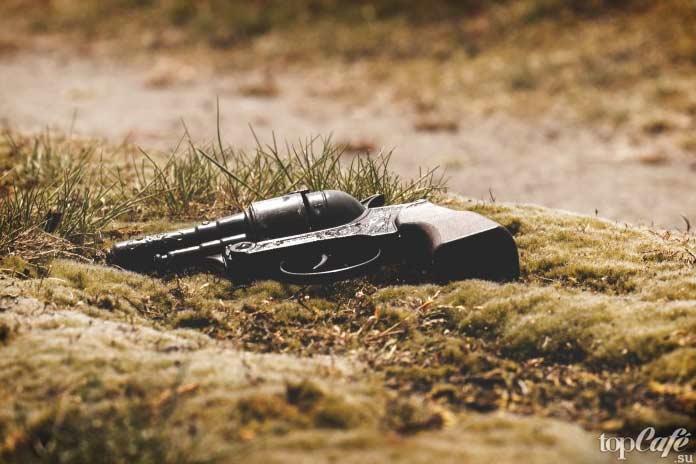 Преступления в День благодарения: Пистолет. CC0
