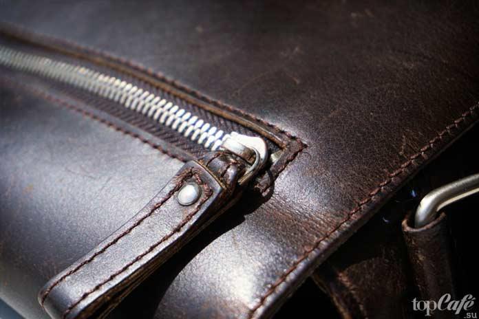 Старый портфель. CC0